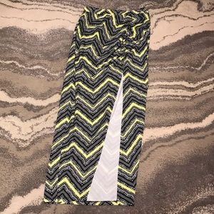 Dresses & Skirts - Long Skirt High Slit